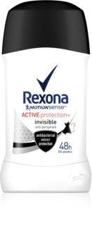 Rexona Active Protection + Invisible στερεό αντιιδρωτικό 48 ώρες