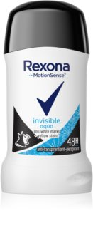 Rexona Invisible Aqua antiperspirant
