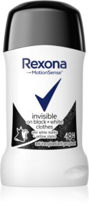 Rexona Invisible on Black + White Clothes trdi antiperspirant 48 ur