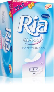 Ria Slip Deo protège-slips