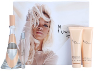 Rihanna Nude Gift Set III. for Women