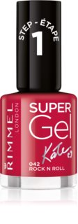 Rimmel Super Gel By Kate gel lak za nokte bez korištenja UV/LED lampe