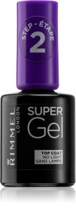 Rimmel Super Gel Step 2 esmalte de uñas capa superior con brillo