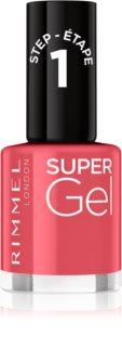 Rimmel Super Gel géles körömlakk UV/LED lámpa használata nélkül