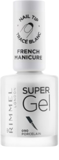 Rimmel Super Gel Step 1 vernis french manucure