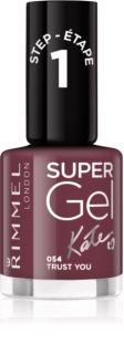 Rimmel Super Gel By Kate vernis à ongles gel sans lampe UV/LED
