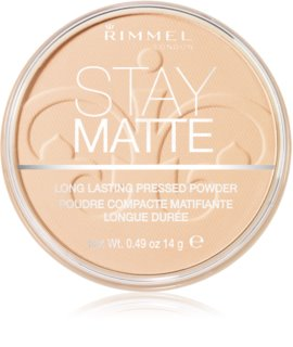 Rimmel Stay Matte Pudder
