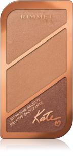 Rimmel Kate bronzosító paletta
