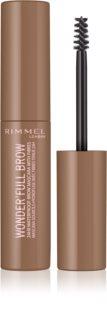 Rimmel Wonder'Full Brow Mascara für die Augenbrauen wasserfest