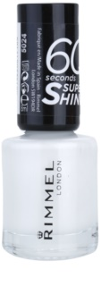 Rimmel 60 Seconds Super Shine lac de unghii