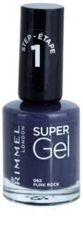Rimmel Super Gel vernis à ongles gel sans lampe UV/LED
