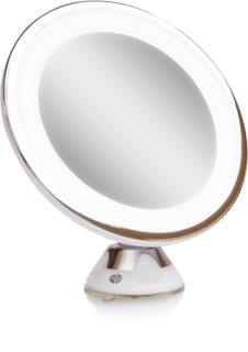 RIO Multi-Use Led Mirror Magnifying Cosmetic Mirror with Suction Cups