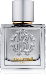Roberto Cavalli Uomo Silver Essence eau de toilette for Men
