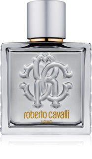 Roberto Cavalli Uomo Silver Essence eau de toilette per uomo