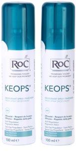 RoC Keops dezodorant v pršilu 48 ur