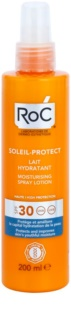 RoC Soleil Protect latte idratante protettivo in spray SPF 30