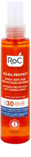 RoC Soleil Protexion+ Anti-Ageing Transparent Protective Spray SPF 30