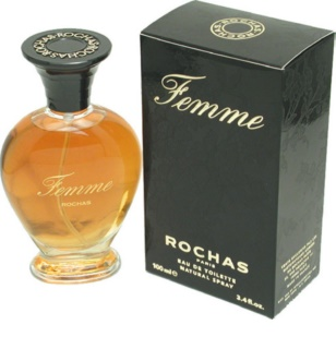 Rochas Femme Eau de Toilette voor Vrouwen