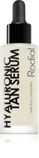 Rodial Booster Drops Hyaluronic Tan Serum samoopalovací sérum na obličej s hydratačním účinkem