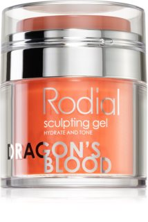 Rodial Dragon's Blood Sculpting gel remodellierendes Gel mit regenerierender Wirkung