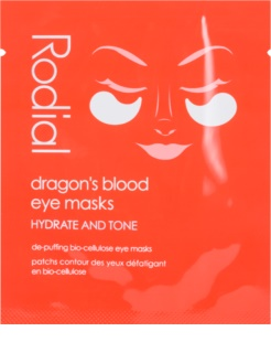 Rodial Dragon's Blood De-Puffing Anti Dark Circles Eye Mask