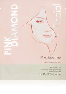 Rodial Pink Diamond Lifting Face Mask ανυψωτική υφασμάτινη μάσκα