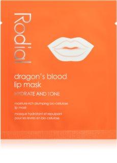 Rodial Dragon's Blood mască hidratantă pentru buze pentru un aspect intinerit