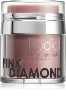 Rodial Pink Diamond gel notte viso