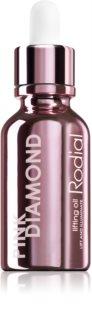 Rodial Pink Diamond Lifting Oil регенериращо масло с изглаждащ ефект