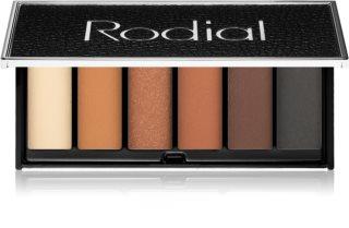 Rodial Caramel Smoke Palette paleta cieni do powiek