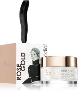 Rodial Rose Gold  Moisturiser Bauble дневен озаряващ крем с хидратиращ ефект подаръчна кутийка