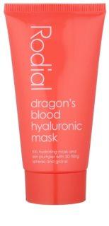 Rodial Dragon's Blood Intensiv udfyldende og fugtgivende gelmaske til ansigt