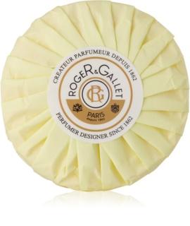 Roger & Gallet Fleur d'Osmanthus tuhé mydlo v krabičke