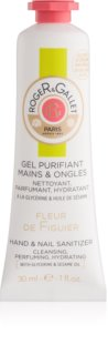 Roger & Gallet Fleur de Figuier čistilni gel za roke