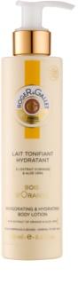 Roger & Gallet Bois d'Orange lait corporel hydratant pour peaux normales et sèches