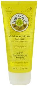 Roger & Gallet Cédrat gel doccia rinfrescante