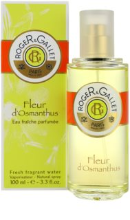 Roger & Gallet Fleur d'Osmanthus eau fraiche pentru femei