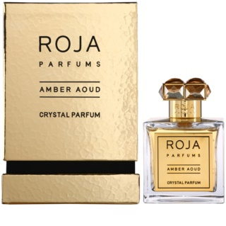 Roja Parfums Amber Aoud Crystal parfem uniseks 100 ml