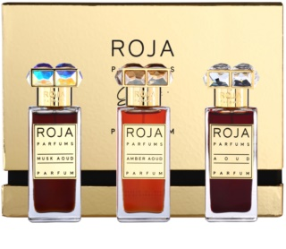 Roja Parfums Aoud Parfum de Voyage lote de regalo I.