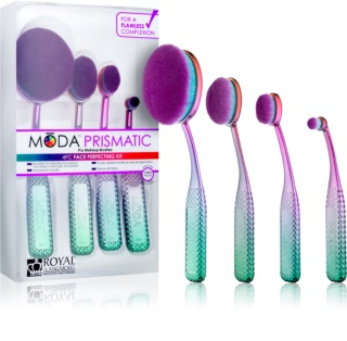 Royal and Langnickel Moda Prismatic Brush Set for Women