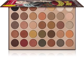 Rude Cosmetics The Rude Awakening Lidschatten-Palette