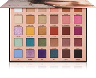 Rude Cosmetics C'est La Vie paleta očních stínů