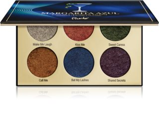 Rude Cosmetics Cocktail Party Collection Margarita Azul Eyeshadow Palette