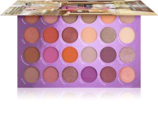 Rude Cosmetics Legally Nude paleta očních stínů