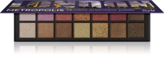 Rude Cosmetics Metropolis London Eyeshadow Palette