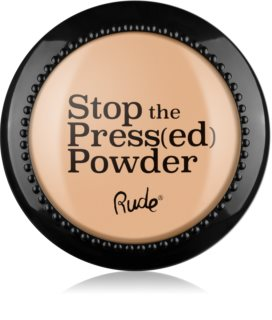 Rude Cosmetics Stop The Press(ed) Powder pudra compacta