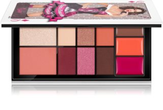 Rude Cosmetics Face Card Palette palette visage entier