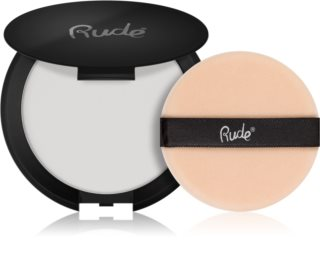 Rude Shine Crime Mattifierande transparent puder