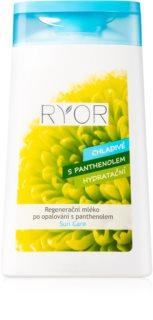 RYOR Sun Care leite after sun regenerador com pantenol