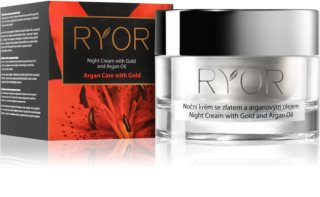 RYOR Argan Care with Gold Nattkräm Med guld och araganolja